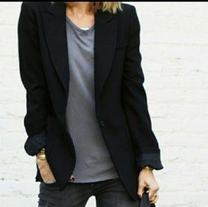 Pendleton Black 100% Virgin Wool Lined Jacket 10